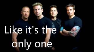 Never gonna be Alone - Nickelback legendado.