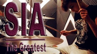 SIA - The Greatest feat. Kendrick Lamar (COVER)