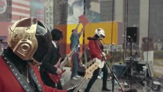 Daft Punk Full Band Robot Rock Cover