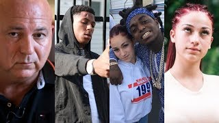 Danielle aka Bhad Bhabie DAD DON'T WANT HER AROUND NBA YOUNGBOY & KODAK! HE FEARS SHE'LL GET CLAPPED