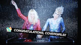 NERVO - NEW FACES OF COVERGIRL