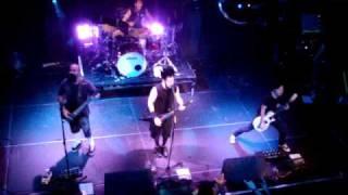 Static-X - Black and White LIVE @ Islington Academy 19.06.09