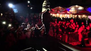 Akcent feat Lidia Buble - Kamelia live in Romania