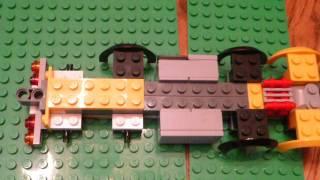 lego city set 60018 build