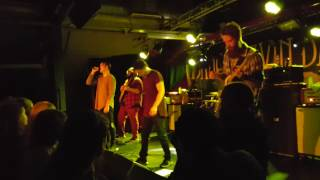Dance Gavin Dance - Betrayed By The Game (Live @ Sound Control Manchester)