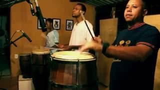 Gravação do CD Xirê Àlágbé - Cantando para Exu
