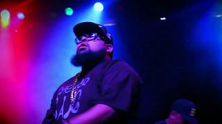 Mo Stylez & BlackBox - Amen (Live) - Ventura Theatre - Andres Flores - 2015