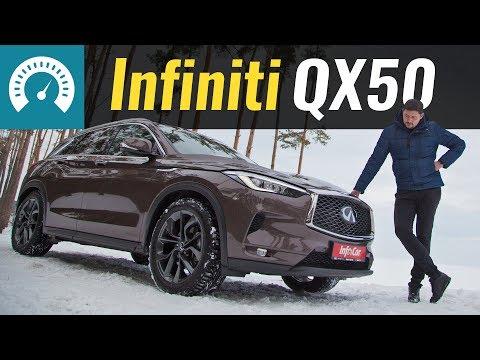 Infiniti QX50 Pure