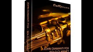 Fluffy Audio - John Diamanti Fox Solo Clarinet | Kontakt