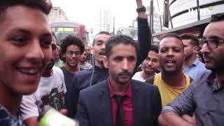 Les casablancais protestent contre les retards répétitifs du tramway