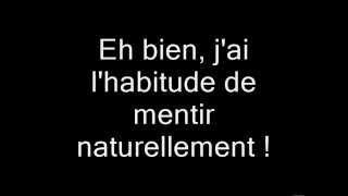 blur song 2 traduction française