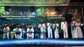 45  Festival nacional de Cultura Sahagún2016 promo