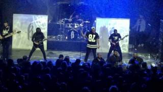 Breakdown Of Sanity Live @IMPERICON Festival Zürich 21.04 2017