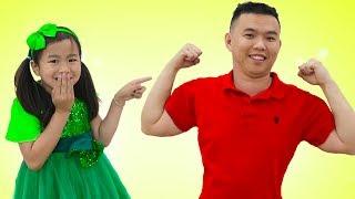 Uncle Song  Jannie Pretend Play Nursery Rhymes & Kids Songs
