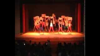 """Dr Bones"" Choreography 2013"