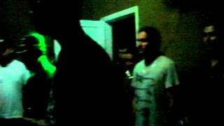 A fraqueza do medo - mal culto  - La Tormenta  live Goiania - Old Studio.MP4