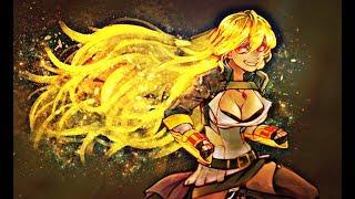 RWBY AMV - Just Like Fire ~ Yang