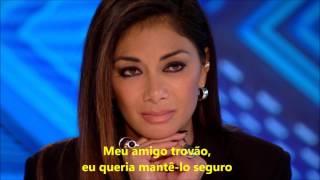 Emotions run high for Christian Burrows  The X Factor UK 2016 (Legendado Português)