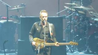 STING & PETER GABRIEL @ JONES BEACH, WANTAGH NY 6-24-16 - SHOCK THE MONKEY