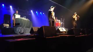 Cypress Hill at track 29 Chattanooga Tn
