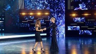 Ани Лорак и Полина Гагарина - Обернитесь (Праздничный концерт. ФНС - 25 лет)