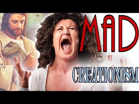 An Atheist Gets MAD At: Creationism