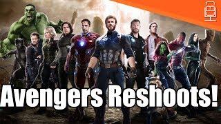 Avengers 4 Reshoots & More