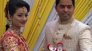 II Sagar & Janhavi II Eangagement Highlight