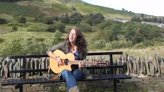 Blame it on me - George Ezra cover by Krista Green (Live from the Welsh Valleys!)