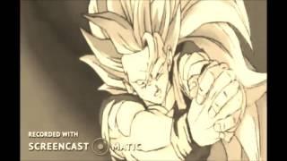 Goku and Vegeta VS Sonic and Shadow