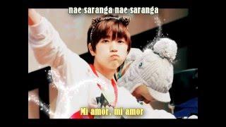 Sandeul (B1A4) - Crush [Sub. Español - Romanización]