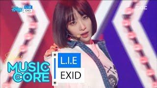 [Comeback Stage] EXID - L.I.E, 이엑스아이디 - 엘라이 Show Music core 20160604