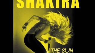 Audio de Shakira Años Luz Sale el Sol World Tour