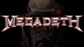 Megadeth:Paranoid(cover)