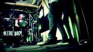 "Sledgeback - ""Kill My Feelings"" Sliver Records - A BlankTV World Premiere!"