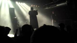 Smoke Dza  live in Köln(2015)