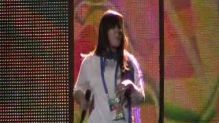 Portugal: 1st rehearsal Eurovision 2009