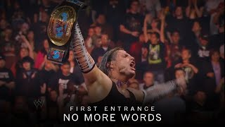 """Jeff Hardy's first entrance with """"No More Words"""" (2008)"""