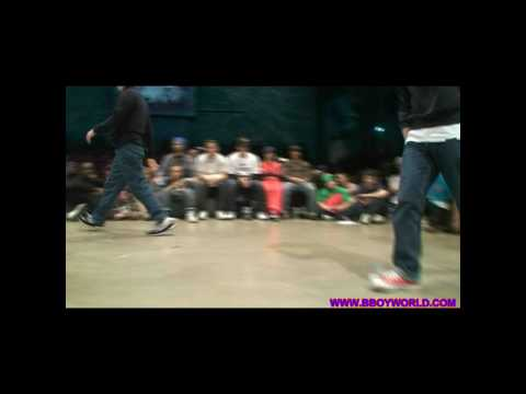 Pluto vs Puzzles | 1on1 | HIP OPSESSION 2010