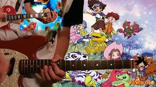 「Brave Heart」- Digimon Adventure 01【+TABS】by Fefe!
