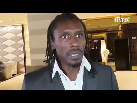 Video : Aliou Cissé : «La CAN 2019 sera un moment important pour nous»