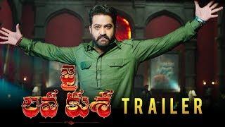 Jai Lava Kusa Trailer - NTR, Nandamuri Kalyan Ram | Raashi Khanna, Nivetha Thomas | Bobby width=