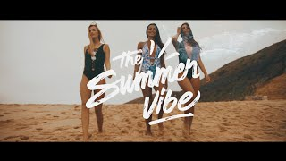 SOUZA - The Summer Vibe (feat. Mickey Shiloh) (Official Video)