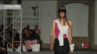 MARIA MEIRA Portugal Fashion Spring 2020 - Fashion Channel