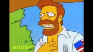 Los simpson olvidala - dr zaius