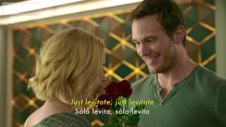 Imagine Dragons - Levitate (Lyrics / Subtitulada en Español) [Passengers Movie - Fan Video]