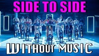 SIDE TO SIDE - Ariana Grande ft. Nicki Minaj (House of Halo #WITHOUTMUSIC parody)