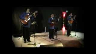 Sombras - Pasillo Video HD en Vivo - D`Pasión Trío Ecuador
