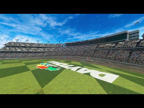 Daytona Championship USA (ARC)  © Sega 2017   3/6