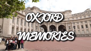 Oxford Memories